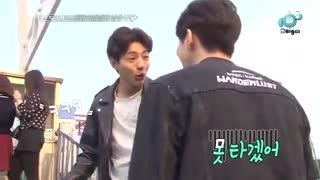 قسمت پنجم  برنامه celeb bros با حضور nam joohyuk و jisoo