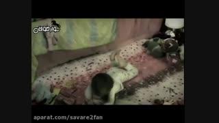 دزدیده شدن بچه توسط اجنه....