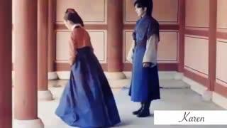 میکس فوق العاده عاشقانه از سریال کره ای پادشاه ماسک/ruler master of the mask