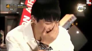 Reaction  JB به بازیش در سریال  Dream High2