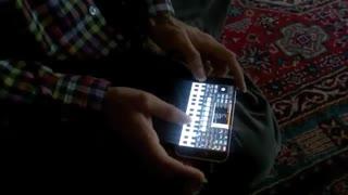 اجرای موزیک شاد با ارگ اندروید ۲۰۱۷ توسط رحمان مقدم (کلیپ رحمان)