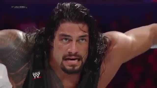 کشتی کج فینال فور وی سر کمربند WWE world heavy weight championship