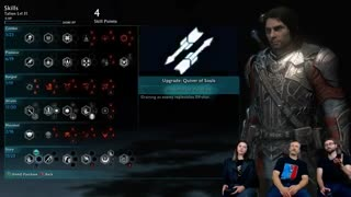 40 دقیقه از گیم پلی بازی Middle-Earth: Shadow of War