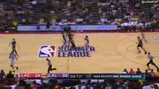 بهترین های تیم Los Angeles Lakers - قهرمان لیگ بسکتبال