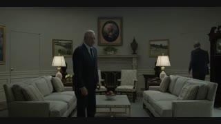 سریال House of Cards 2017 S05E02 (خانه پوشالی-فصل پنجم -قسمت دوم) همراه با زیر نویس  فارسی