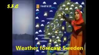 گزارش اب و هوا در عراق و سوئد