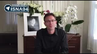 پیام پدر و همسر مریم میرزاخانی