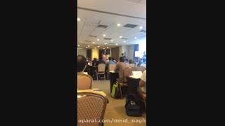 ▪️ادای احترام به میرزاخانی در المپیاد بین المللی ریاضی ریو 2017