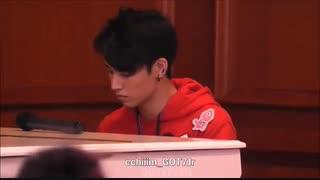 GOT7 piano یه ویدیو از زمان ها و لحظاتی که پسرای کیوت گات سون پیانو زدن تمرین میکنند:) خخخ جاست جکسون ..پلی شه