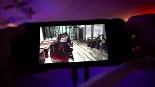 نسخهی آزمایشی Skyrim بر روی Nintendo Switch