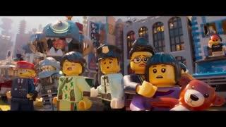 تریلر انیمیشن لگو The LEGO NINJAGO Movie