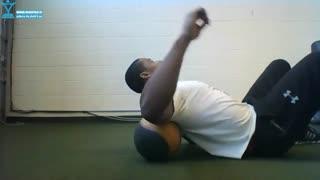 حرکت اصلاحی ناحیه پشتی شماره ۲