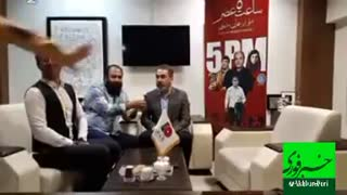 مصاحبه اختصاصی خبرفوری از سیامک انصاری و علی سرتیپی و علی اوجی