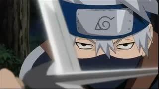 Naruto Shippuden Ova - مبارزه میناتو و کاکاشی