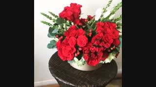 خرید گل اینترنتی از گل گلدون