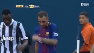 بازی کامل بارسلونا 2-1 یوونتوس ( جام قهرمانان بین المللی )
