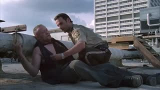 سریال The Walking Dead  فصل اول قسمت دوم