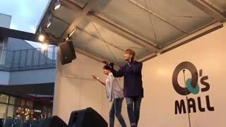 اینم از اجرای لیدرمون (آقا سوهیون گل گلاب)و جوجوی دوست داشتنی گروه یوکیس!
