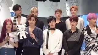 [EXO Interview  [SBS Inkigayo 170723