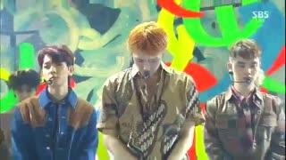 Comeback Special] EXO - Ko Ko Bop | Inkigayo 20170723]
