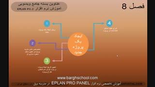 آموزش ویدئویی نرم افزار eplan p.8