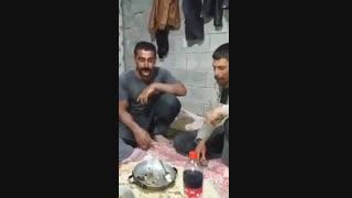 و اما برنامه بفرمایید شام اینبار در قدرجون اصفهان