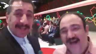 محمد نادری:ا..اقای غفوریان.. اقای غفوریان شماهم دراستارز هستید؟
