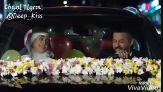 عروسی پیمان و درسا در سریال عاشقانه