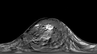 ویدیو 360 درجه : گشتی در یک سیاره کوشک توسط فضاپیمای ناسا