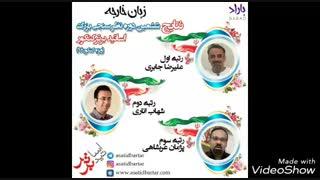 اعلام نتیجه دوره ششم (کنکور96) نظر سنجی  اساتید برتر کنکور ایران