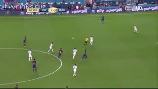 بارسلونا 3-2 رئال مادرید ( نیمه دوم )