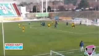 3 سوپرگل فوتبال زنان ایران
