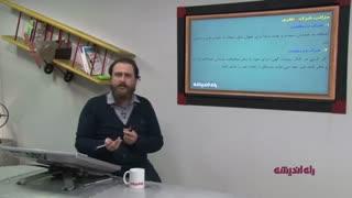 تطبیق سوالات کنکور 95 با تدریس دکتر سید هادی سرکشیک زاده در بیشتر از جمعبندی راه اندیشه