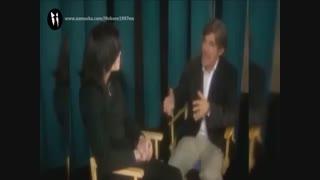 مصاحبه جرالدو ریورا با مایکل جکسون با زیرنویس فارسی