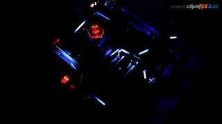 نورپردازی بی نظیر مادربرد MSI X299 Gaming Pro Carbon AC