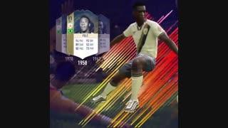 تریلر جدید فیفا 18 : بازیکنان افسانه ای