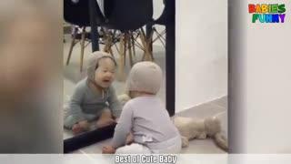 بچه های بامزه و خنده دار