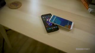مقایسه دوربین LG G6 و ONEPLUS 5