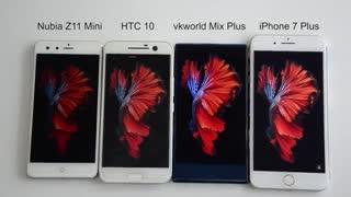 Vkworld Mix Plus ارزانترین گوشی بدون حاشیه نمایش با فناوری HDR