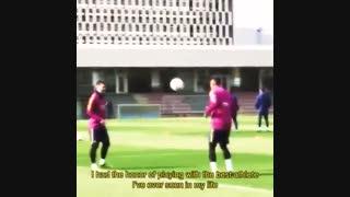 پیام احساسی نیمار به طرفداران بارسلونا