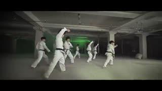 کاور آهنگ Not Today گروه BTS توسط گروه تکواندو k tigers