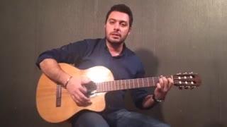 آموزش گیتار پاپ قسمت یک جلسه2