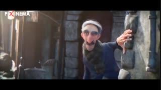 انیمیشن کوتاه ربوده شده(Rubato,2015)