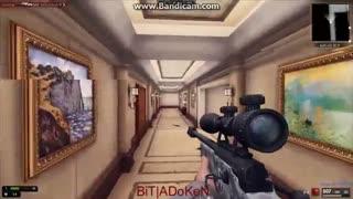 لحظاتی از بازی زولا با BiT|ADoKeN