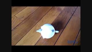 چاپ سه بعدی قوری رباتیک رقصنده!