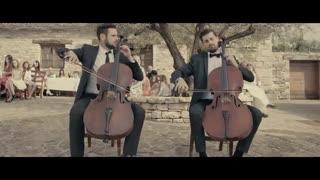 اجرای زیبای موسیقی فیلم پدرخوانده توسط 2CELLOS