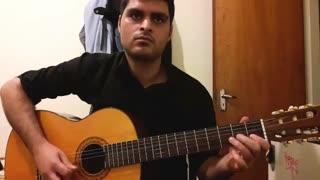 هوس باز از مسعود صادقلو با گیتار نت و تبلچر بهنام