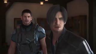 دانلود انیمیشن Resident Evil: Vendetta 2017