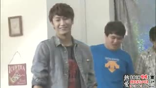 Heo Young Saeng : 1 2 3 MV making