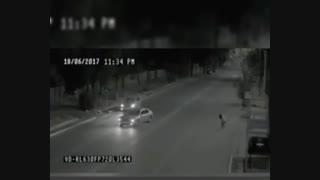 صحنهای عجیب که نیمهشب در دوربینهای مداربسته ثبت شد(خیلی جالبه حتما ببینید)